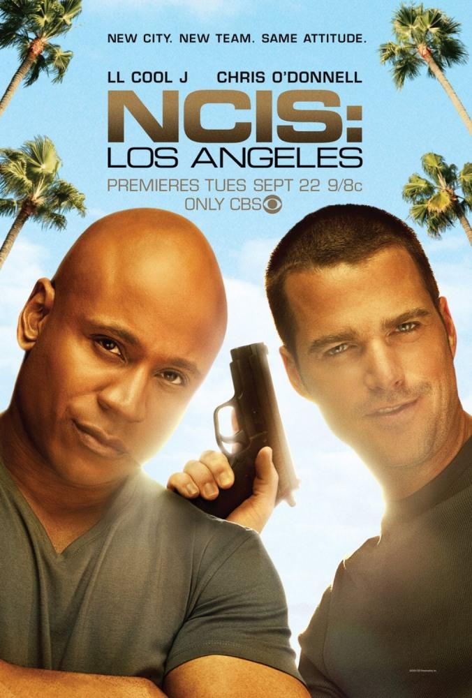 Морська поліція: Лос-Анджелес