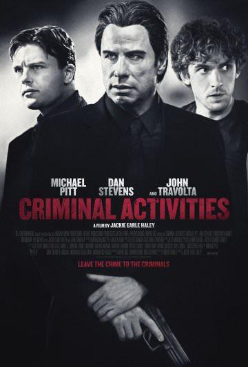 Злочинна діяльність