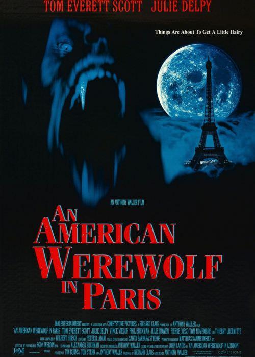 Американський перевертень в Парижі