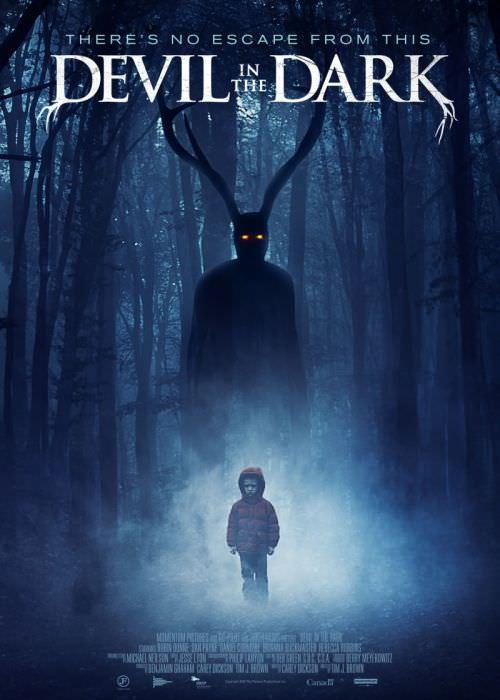 Диявол у темряві