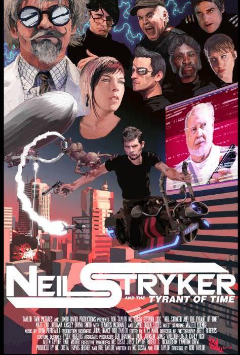 Нейл Страйкер і тиран часу