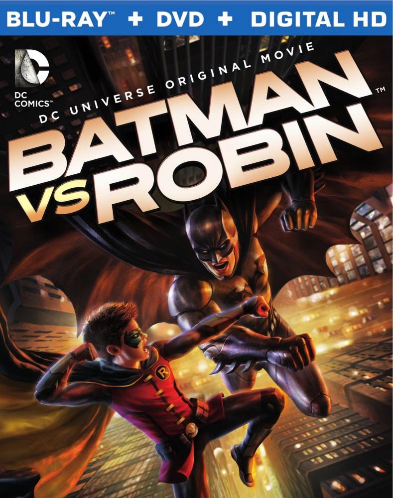 Бетмен проти Робіна