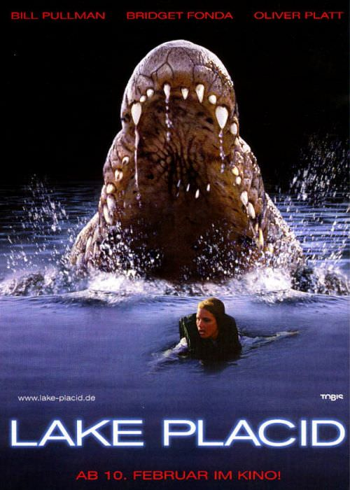 Лейк Плесід: Озеро страху