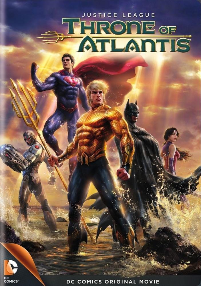 Ліга Справедливості: Трон Атлантиди
