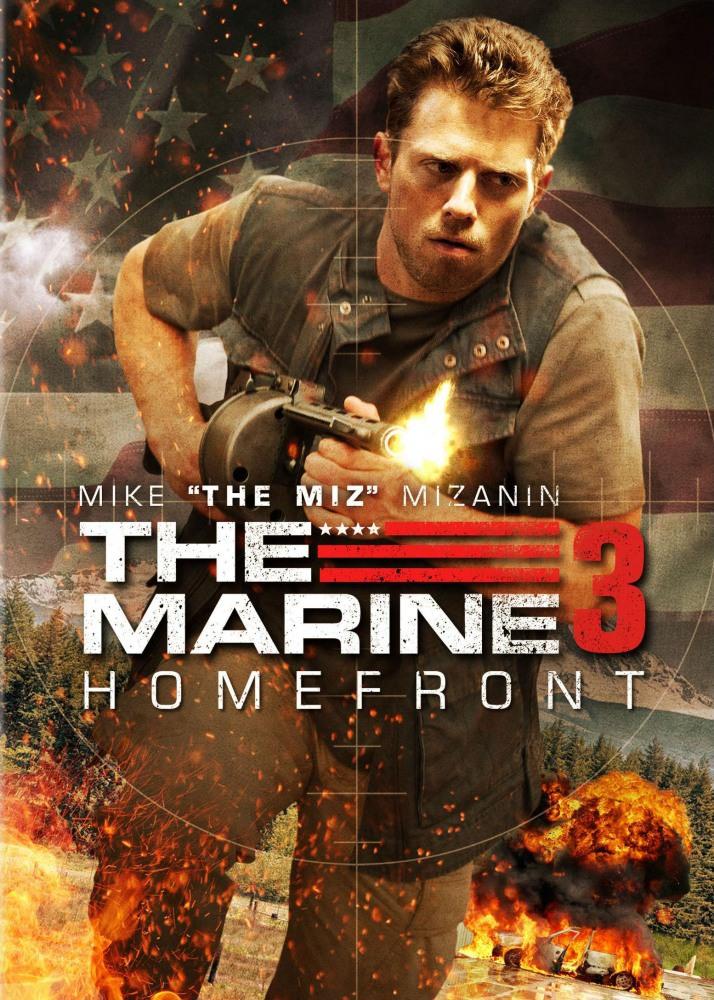 Морський піхотинець 3: Тил