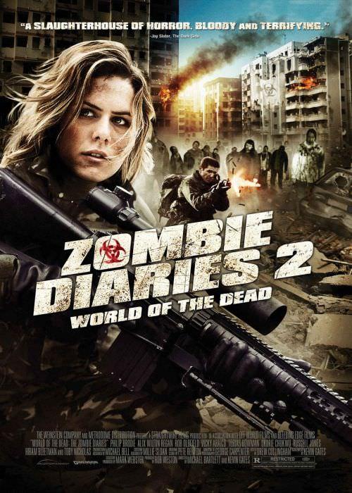 Щоденники зомбі 2: Світ мертвих