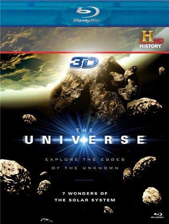 Всесвіт: 7 чудес Сонячної системи