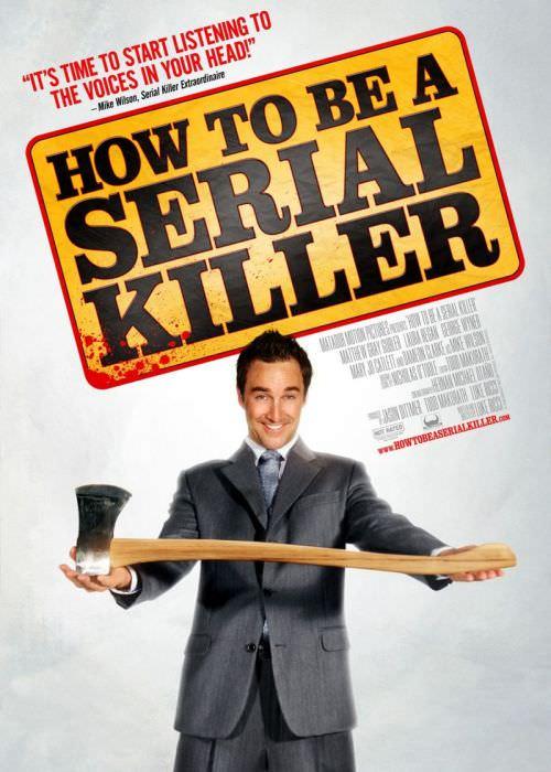 Як стати серійним вбивцею