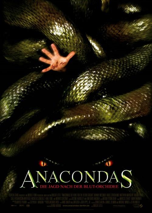 Анаконда 2: Полювання за проклятою орхідеєю