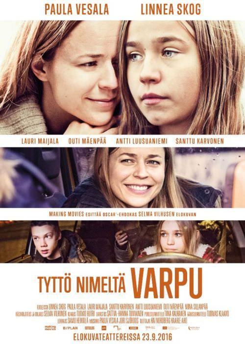 Дівчинка по імені Варпу