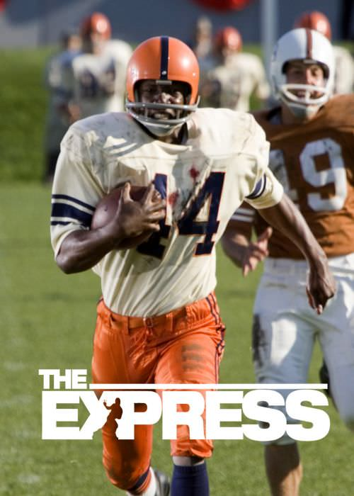 Експрес: Історія легенди спорту Ерні Девіса