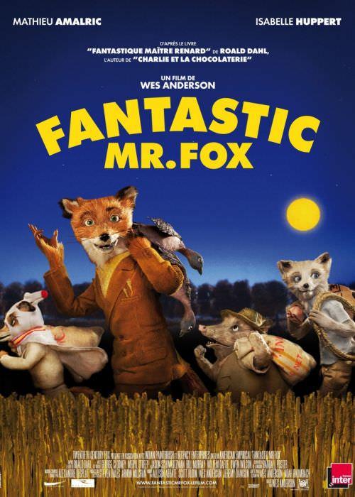 Незрівнянний містер Фокс