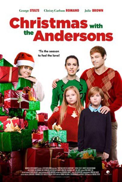 Різдво з Андерсонами