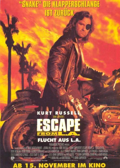 Втеча з Лос-Анджелеса
