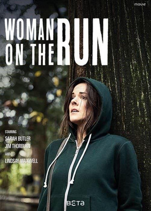 Жінка в бігах