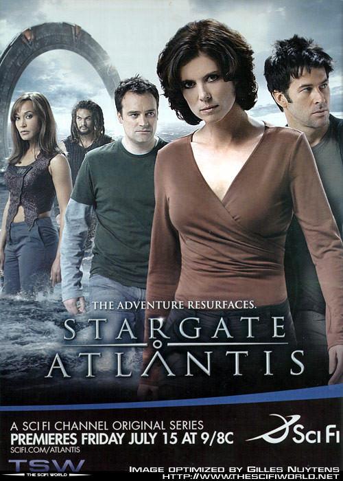 Зоряні ворота: Атлантида