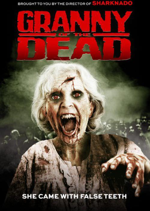 Зомбі-бабуся