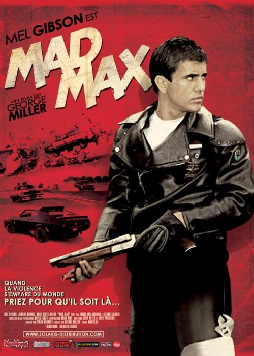 Божевільний Макс