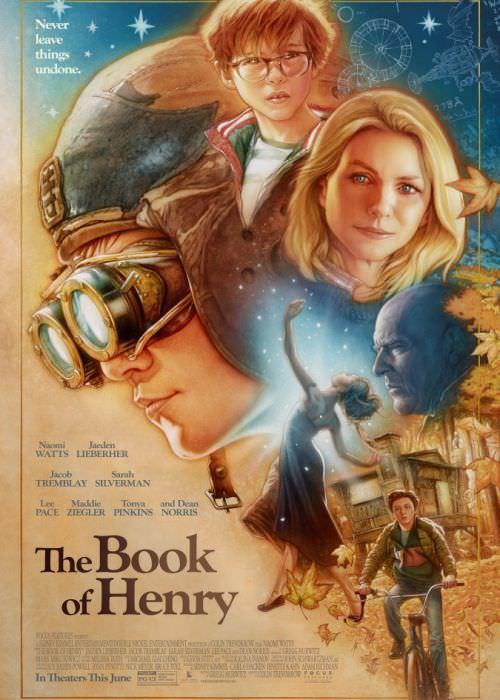 Книга Генрі
