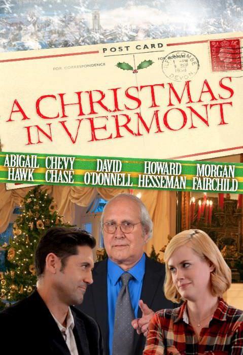 Різдво у Вермонті