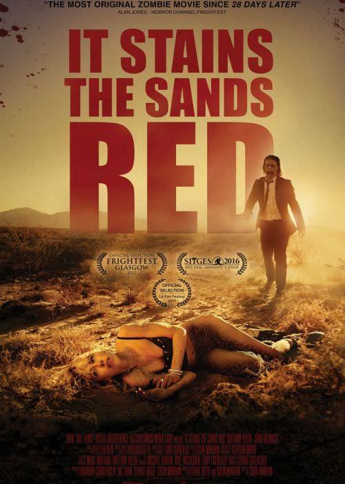 Від цього пісок стає червоним