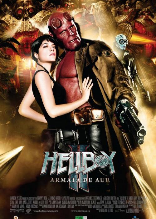 Хелбой 2: Золота армія