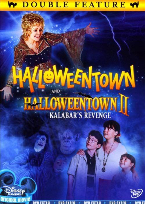 Хеллоуїнтаун 2: Помста Калабара