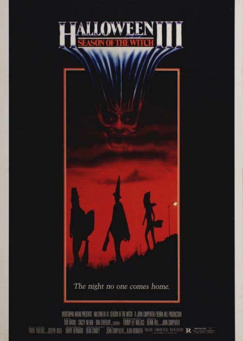 Хеллоуїн 3: Сезон відьом