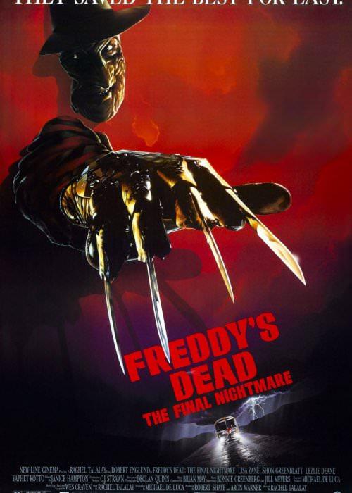 Жах на вулиці В'язів 6: Фредді мертвий