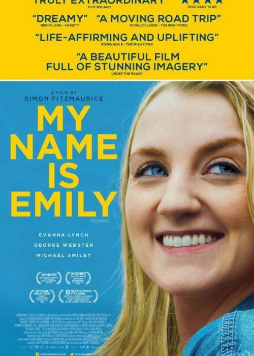 Мене звати Емілі