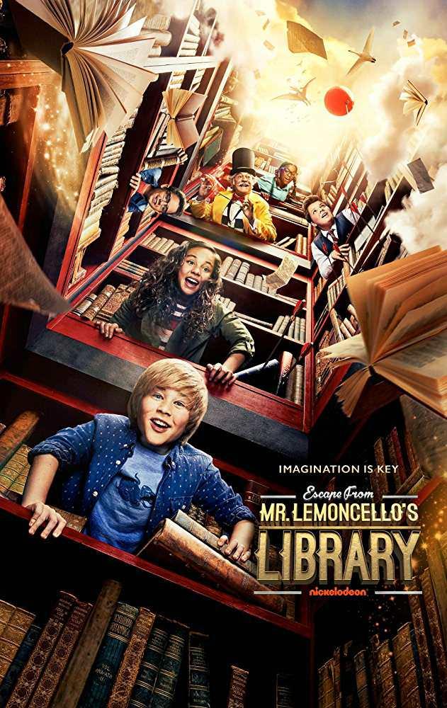 Втеча з бібліотеки містера Лімончелло
