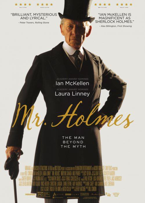 Містер Холмс